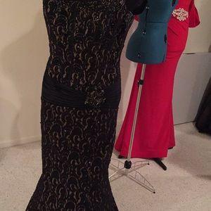 Jovani gown size 6